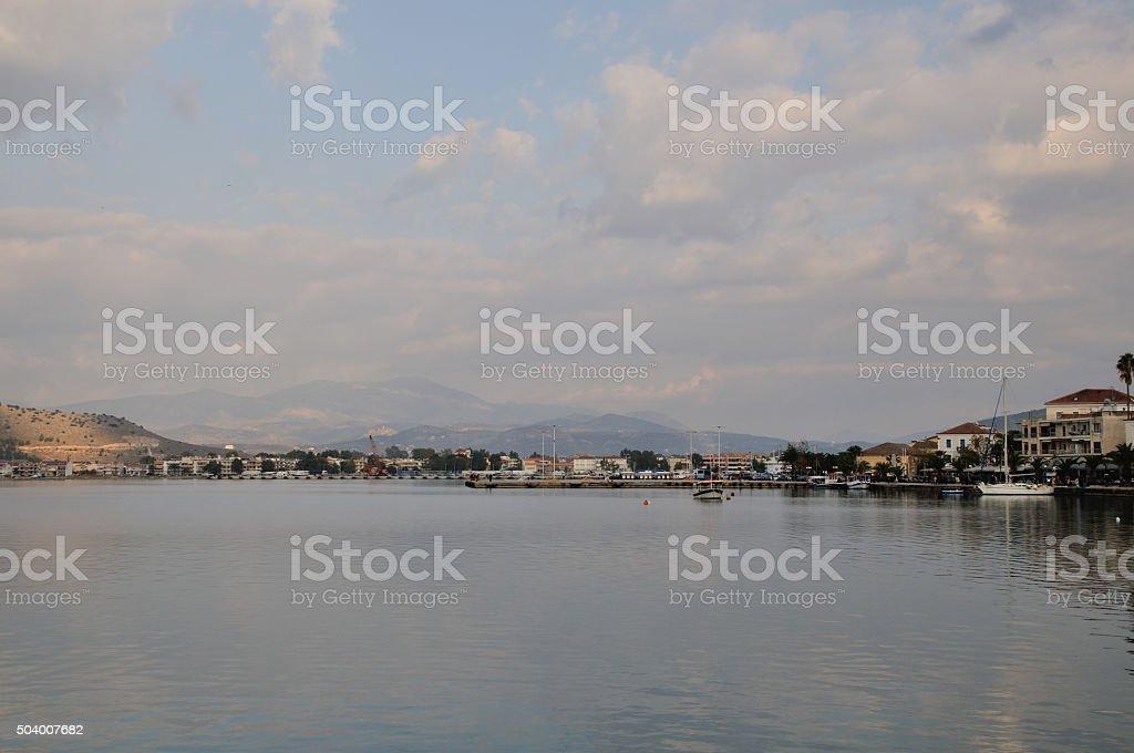 Nafplion – Greece stock photo
