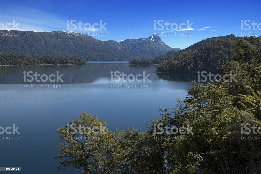 Nahuel Huapi National Park royalty-free stock photo