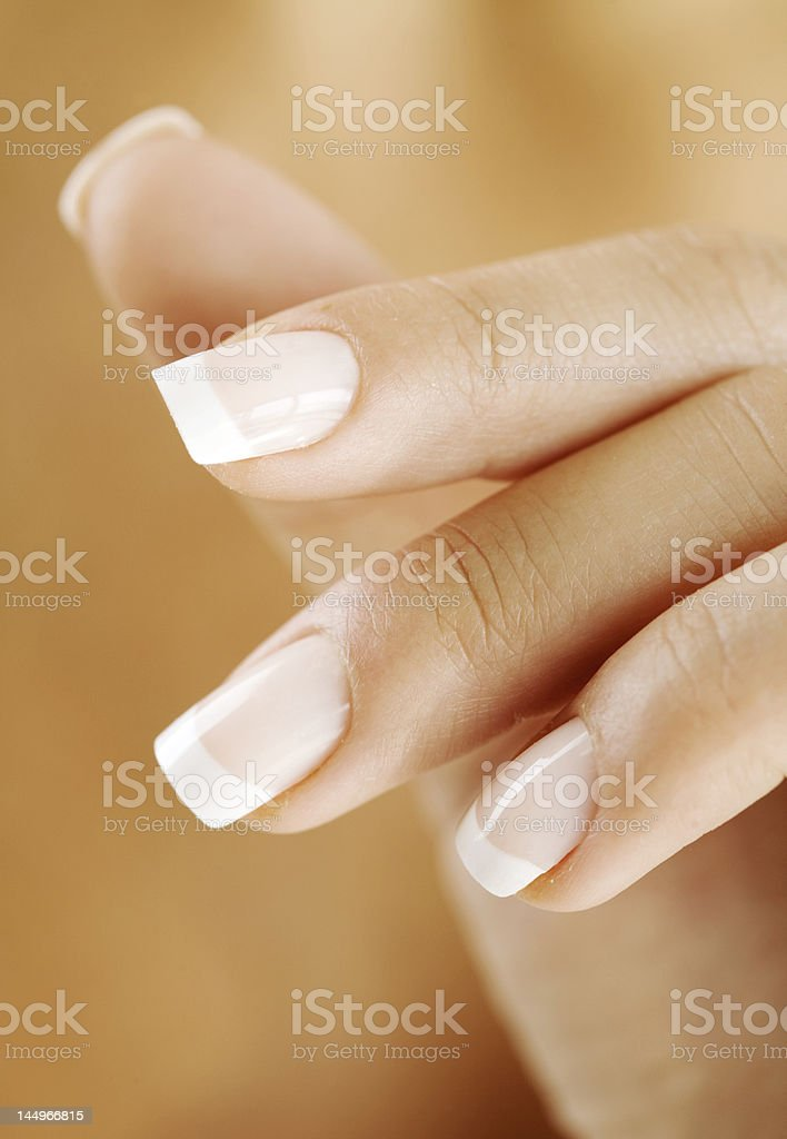 nail care royalty-free stock photo