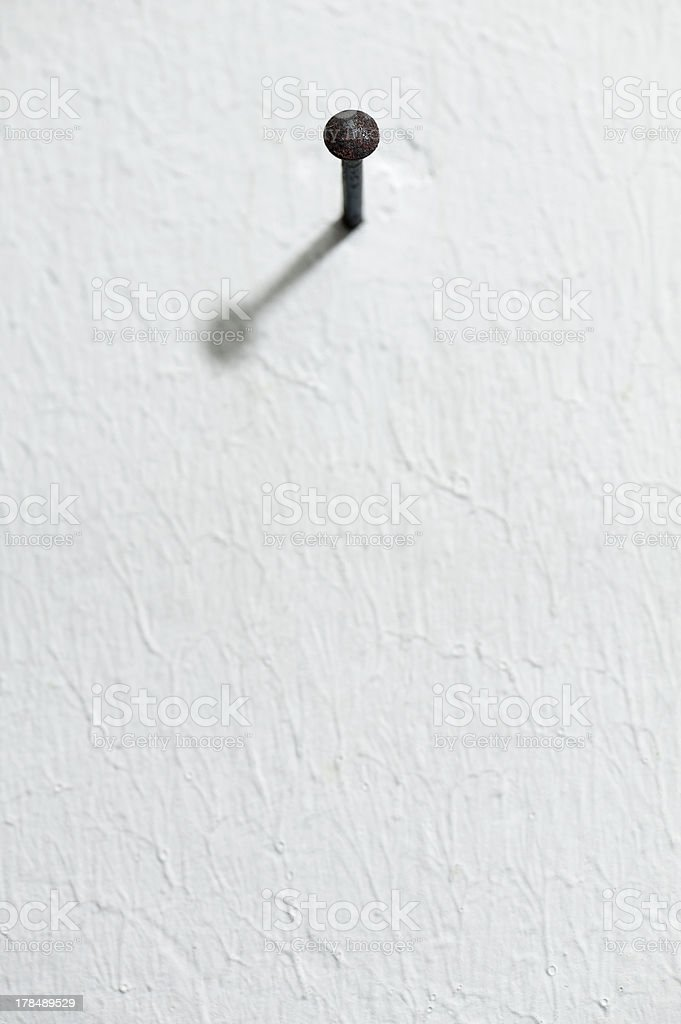 nail stock photo