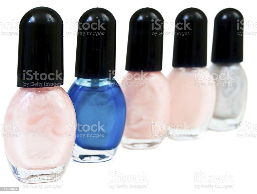 nail-polish royalty-free stock photo