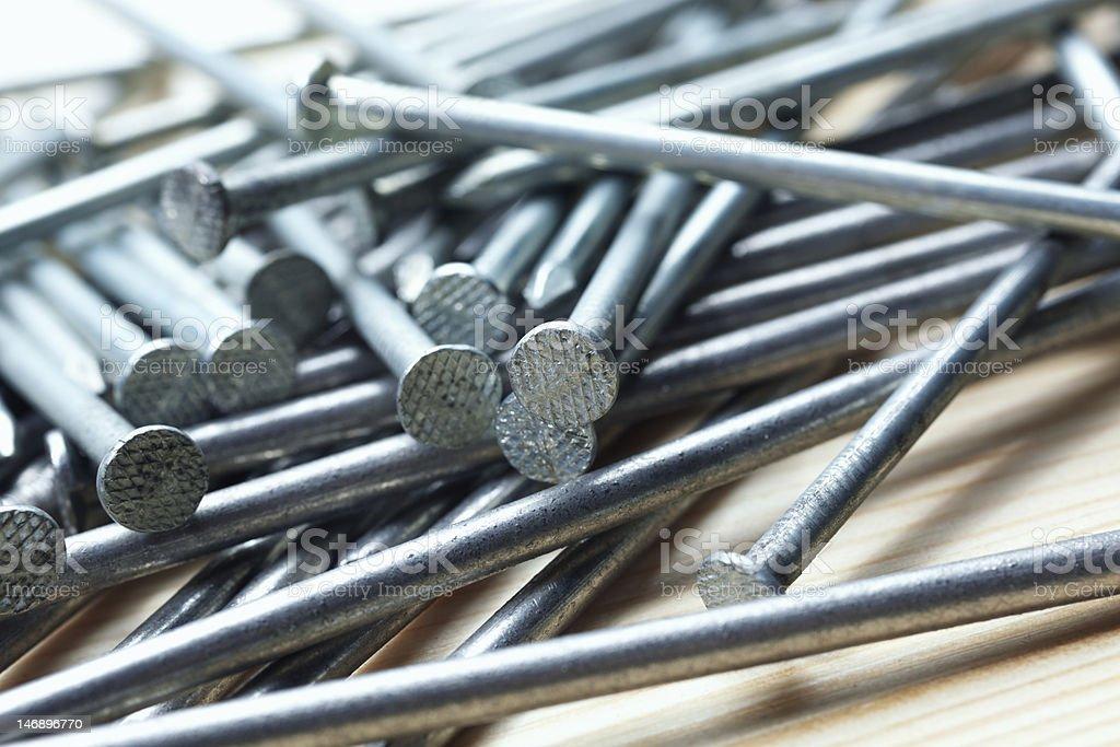 nails stock photo