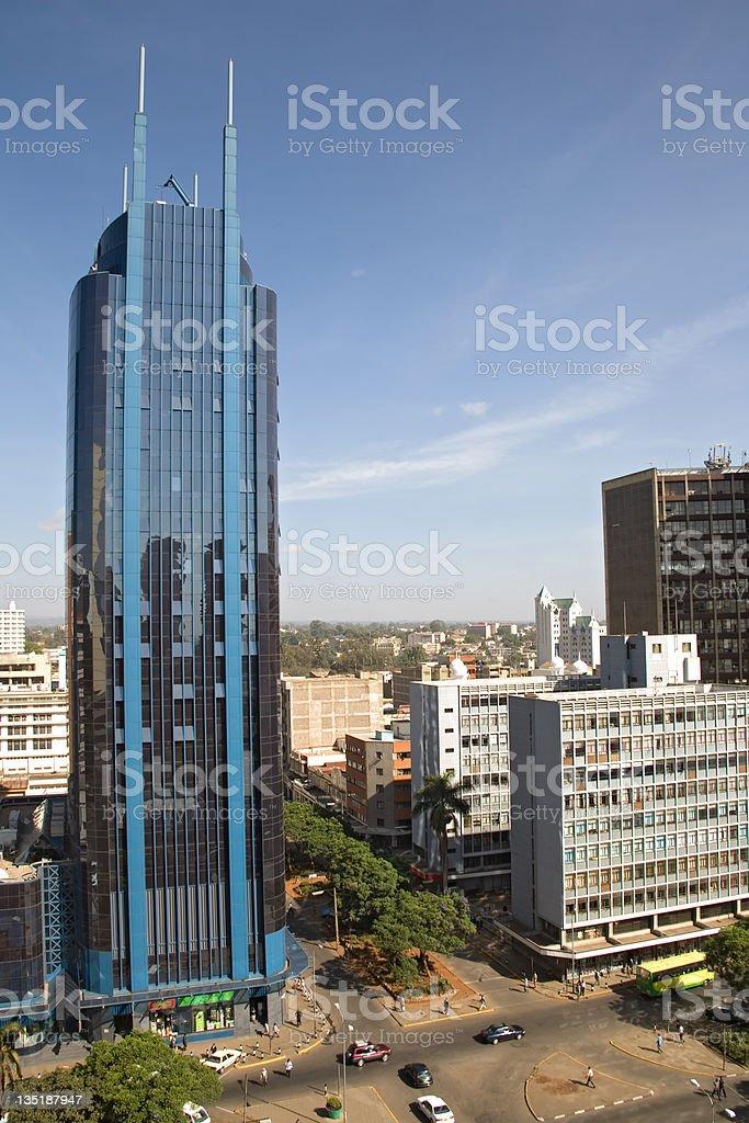 nairobi 002 stock photo
