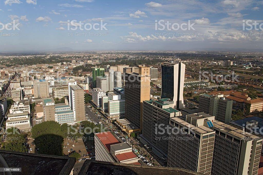 nairobi 008 stock photo