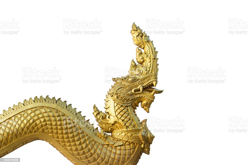 Naka Dragon stock photo