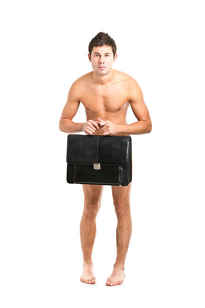 Royalty Free Naked Business Men Pictures, Images and Stock