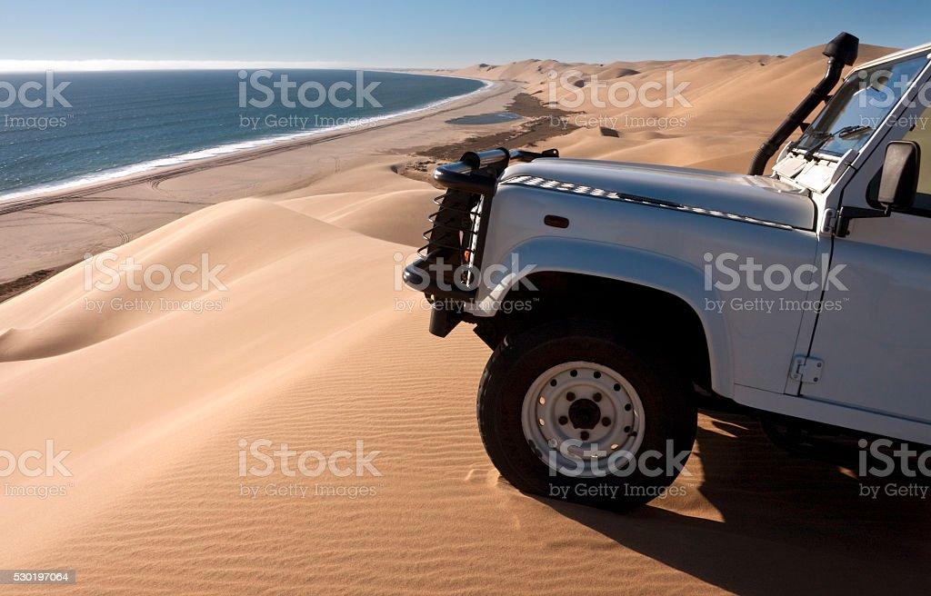 Namib Desert - Namibia stock photo