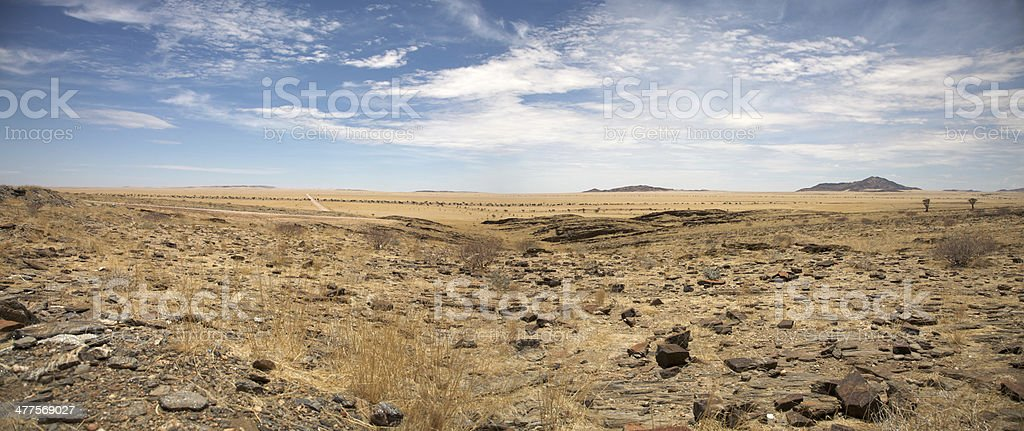 Namib Desert royalty-free stock photo