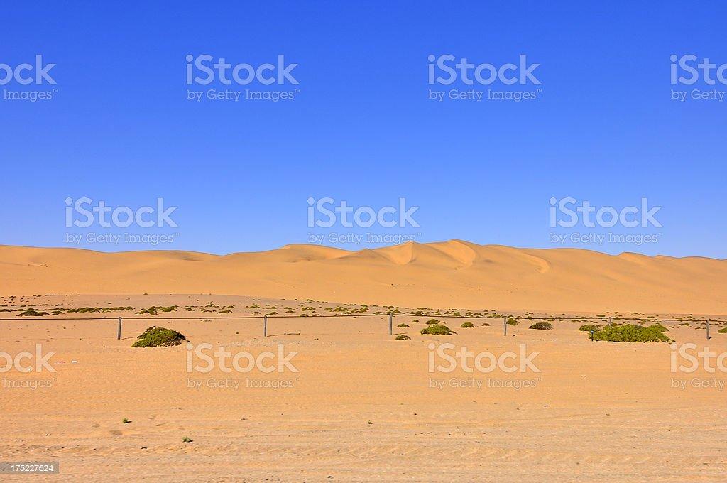 Namibia Dune 7 royalty-free stock photo