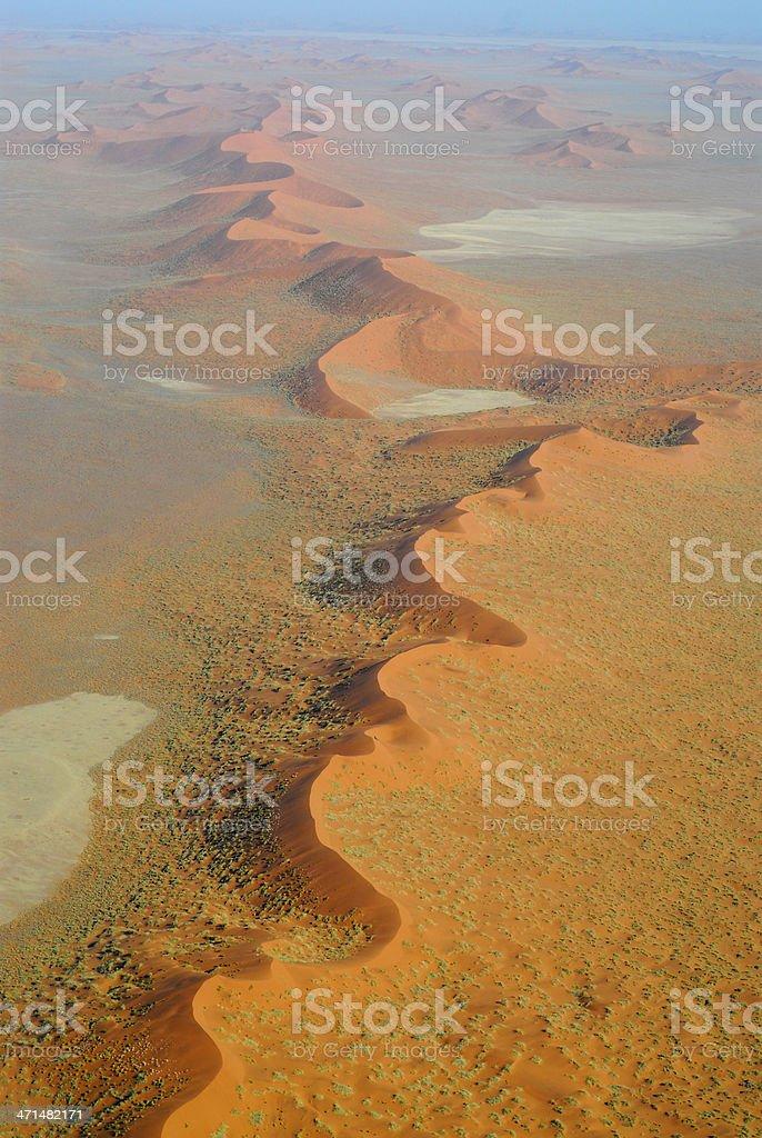 Namibian Desert stock photo