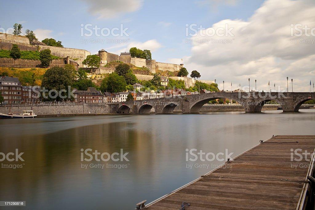 Namur, Belgium stock photo