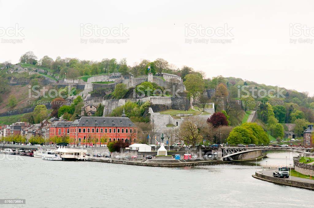 Namur - Belgium stock photo
