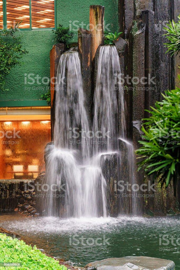 Nan Lian Garden at Diamond Hill in Hong Kong stock photo