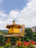 Nan Lian Garden : Hong Kong