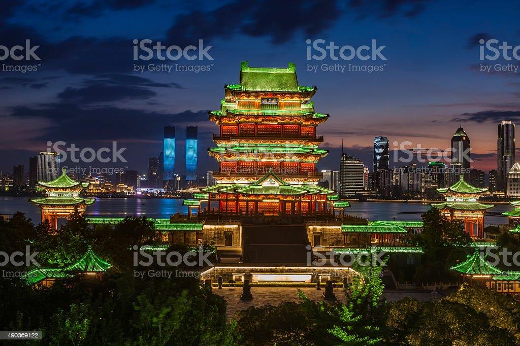 Nanchang Poetic stock photo