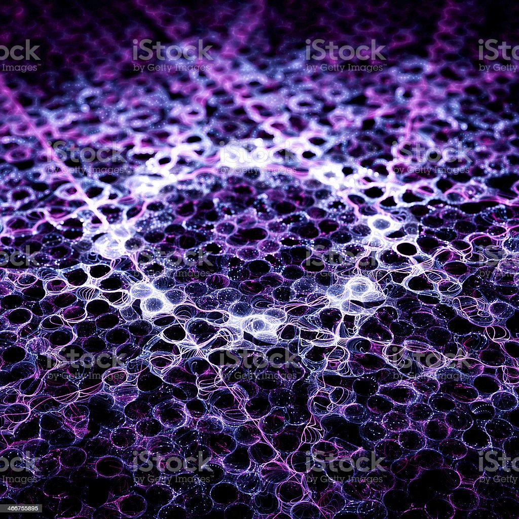 Nanotechnology royalty-free stock photo