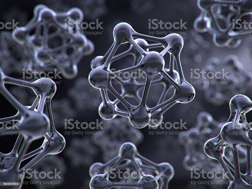 nanotechnology stock photo