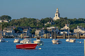 Nantucket Harbor morning