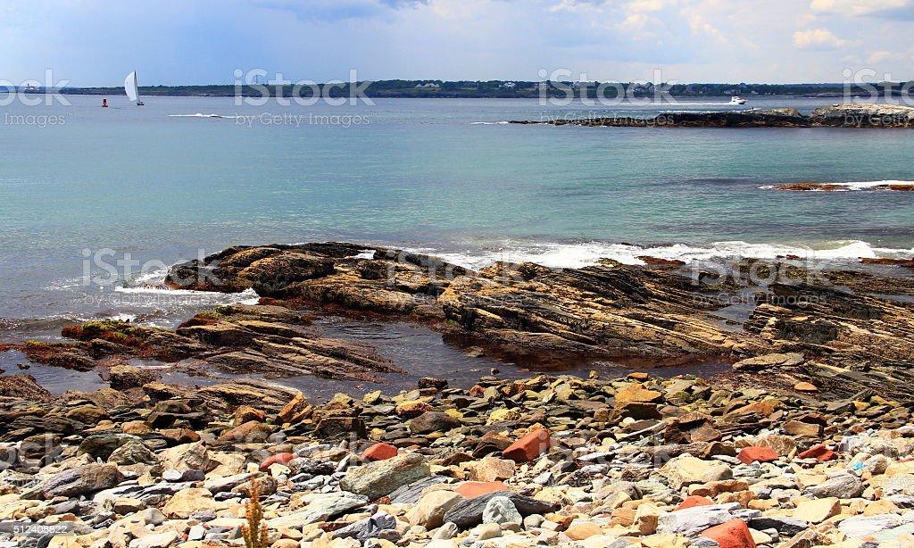 Nantucket, Massachusetts stock photo
