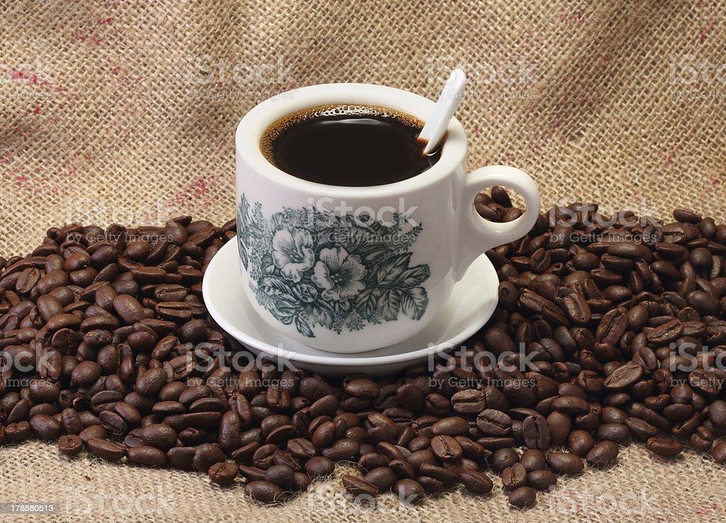Nanyang Coffee royalty-free stock photo