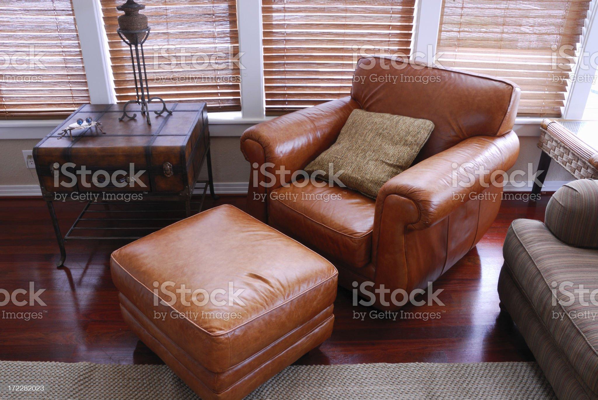 Nap Chair royalty-free stock photo