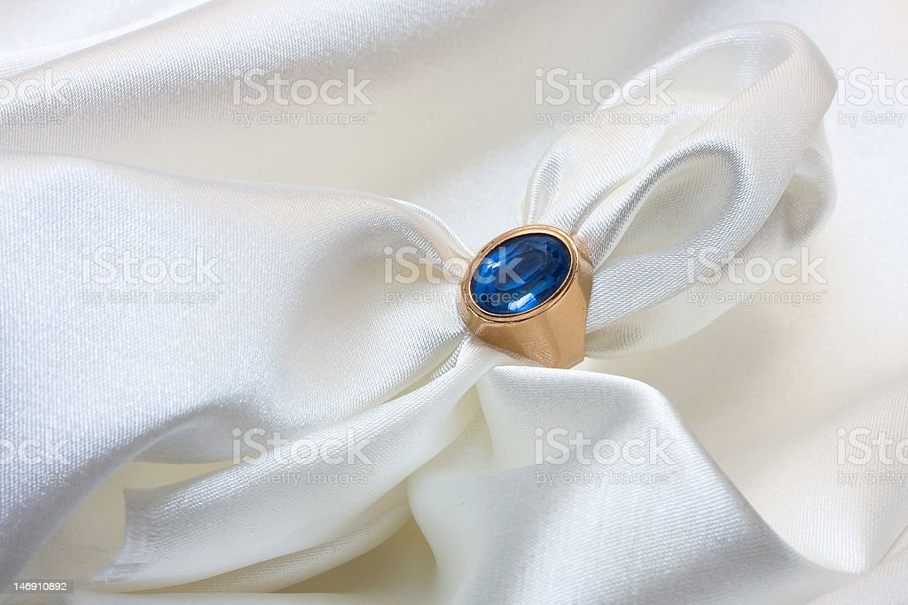 napkin ring royalty-free stock photo