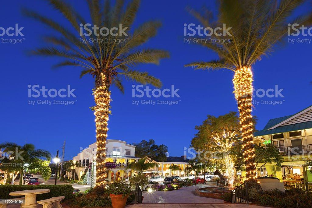 Naples, Florida, USA stock photo
