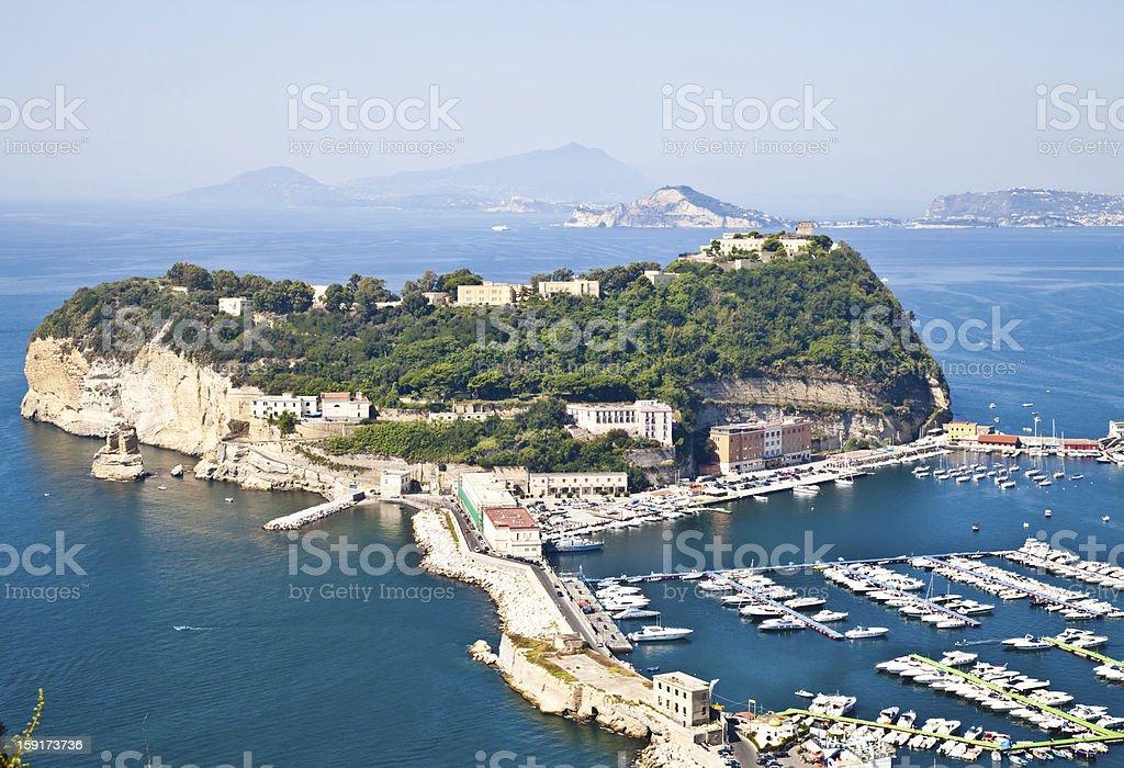 Naples gulf stock photo