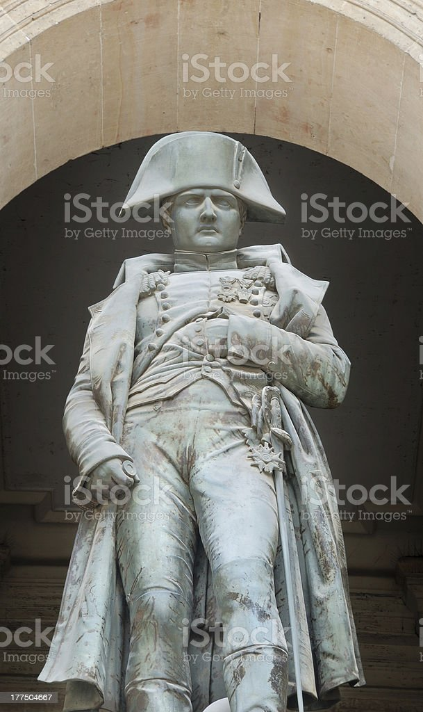Napoleon. stock photo