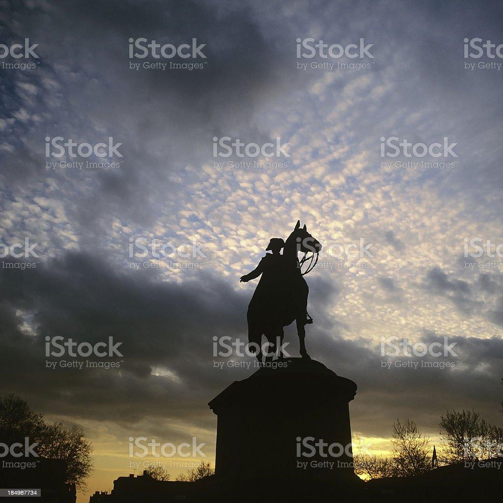 napoleon stock photo