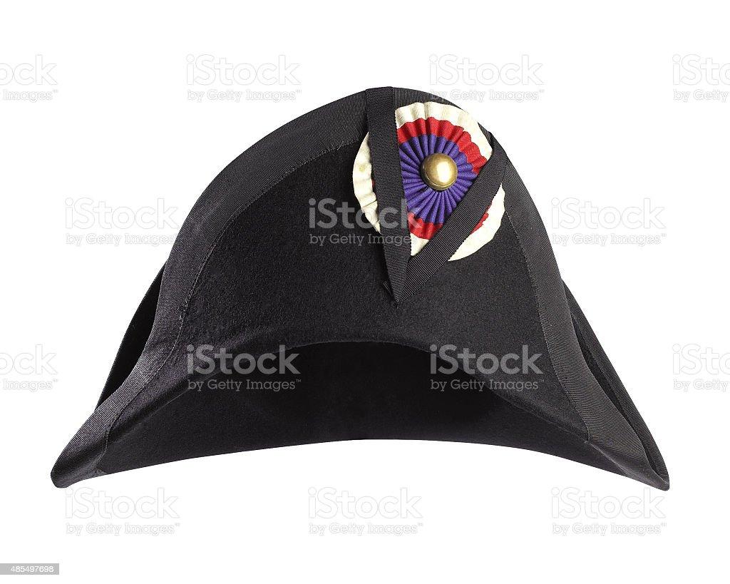 Napoleon's hat stock photo