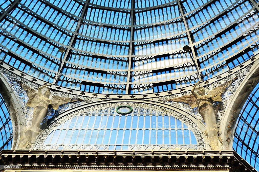 Napoli' architettura stock photo