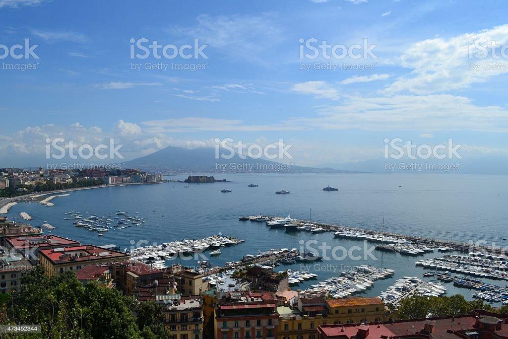Napoli, Italia stock photo