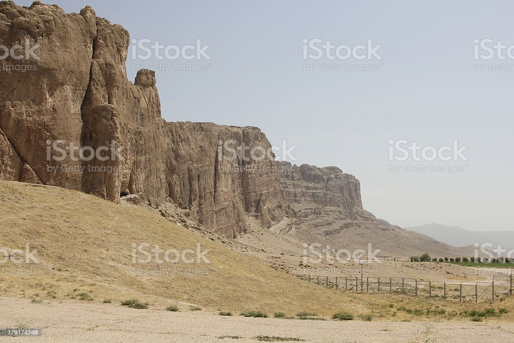 Naqsh-e Rustam (Iran) stock photo