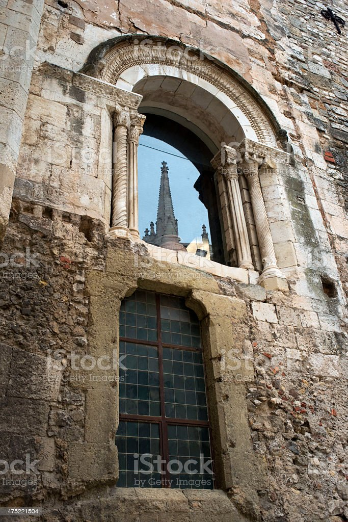 Narbonne stock photo