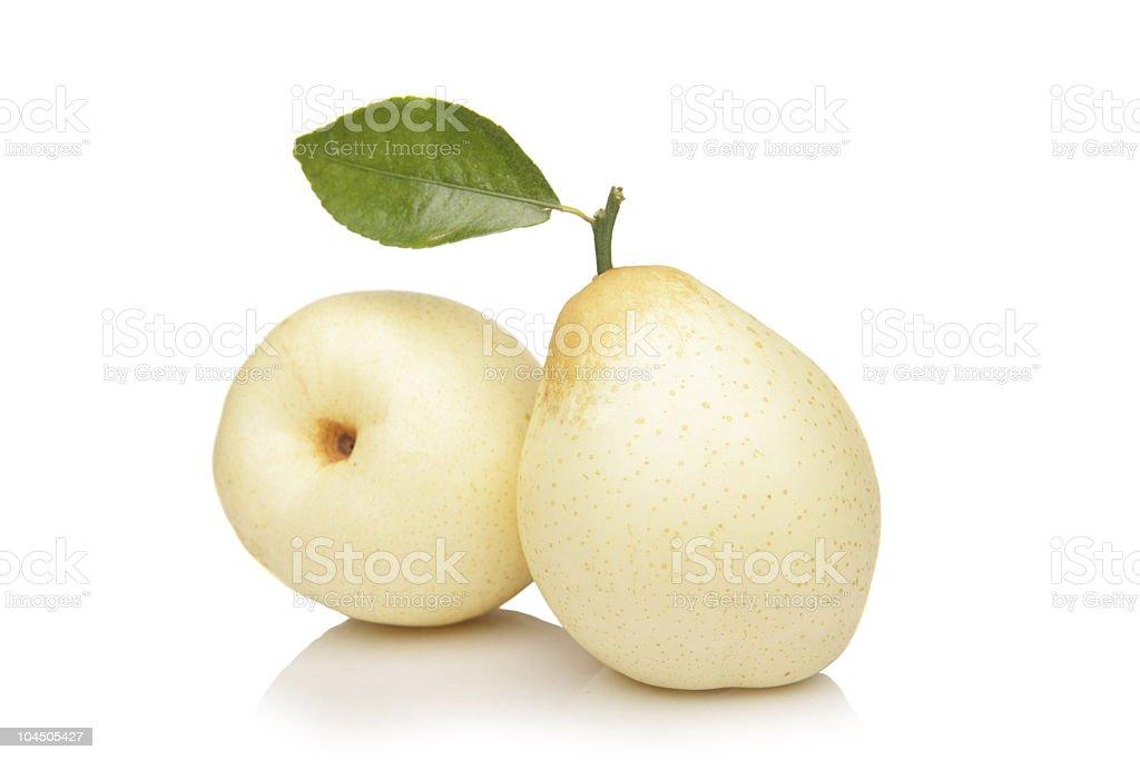 Nashi, Pears stock photo