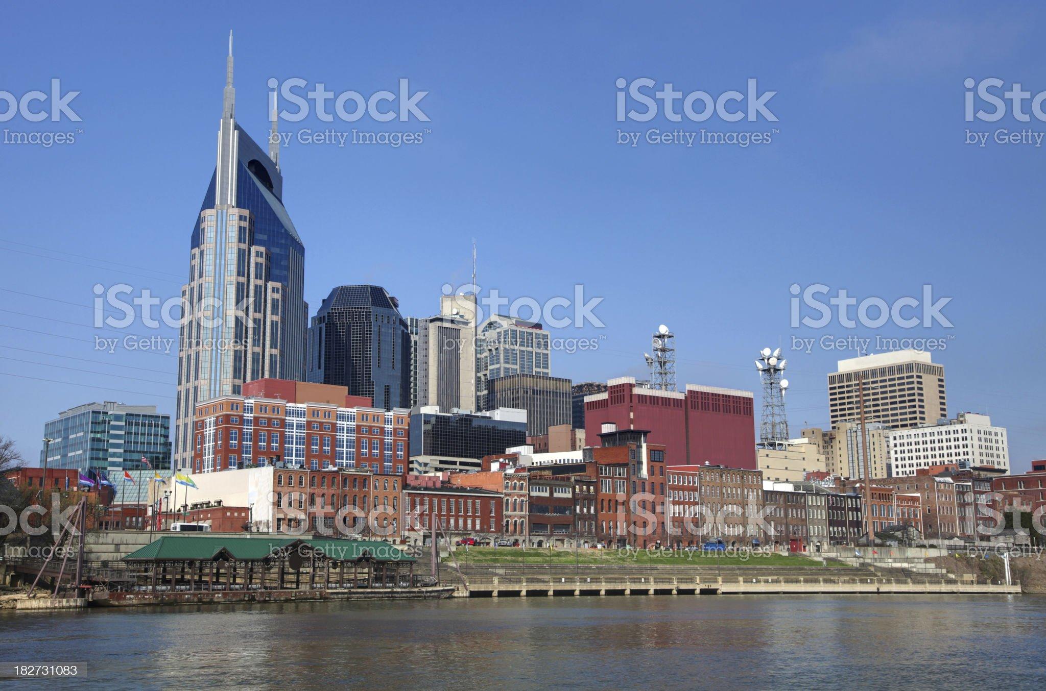 Nashville royalty-free stock photo