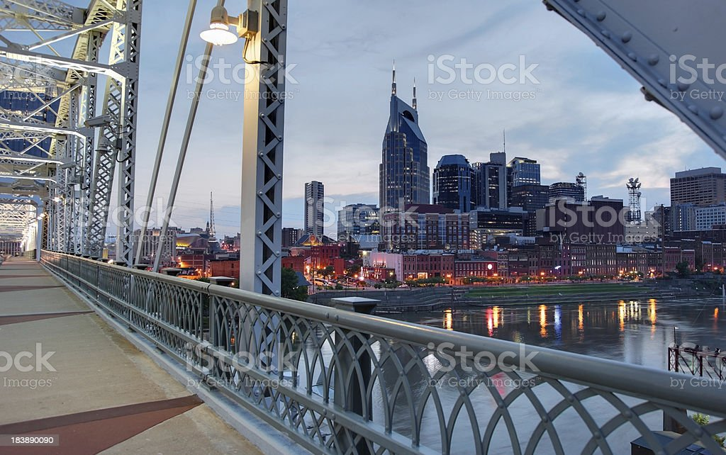 Nashville royalty-free stock photo