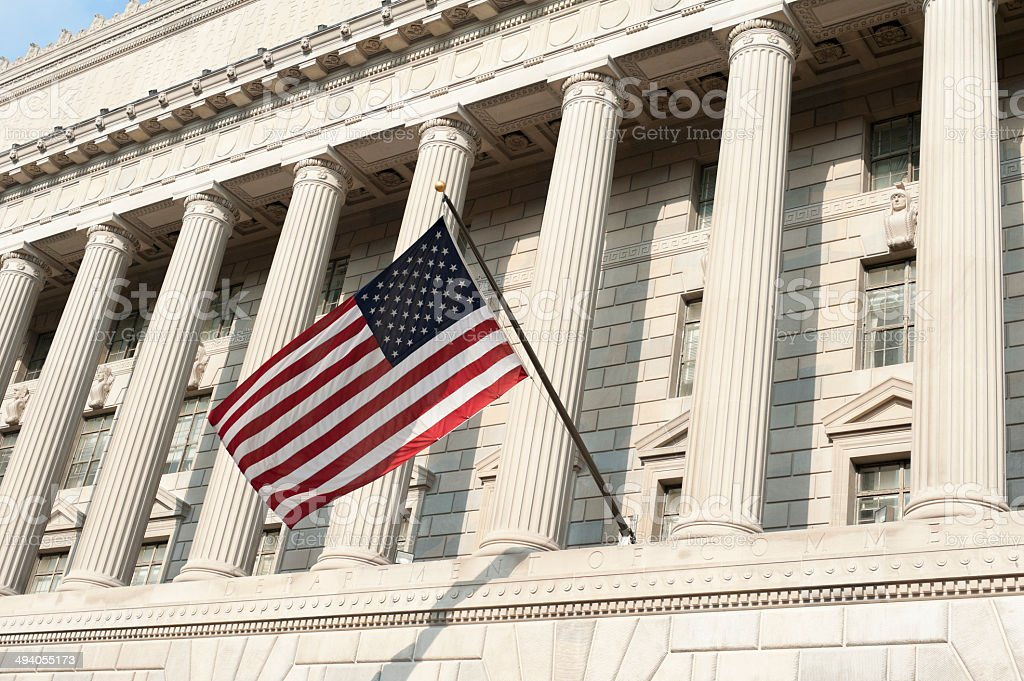 national american flag royalty-free stock photo