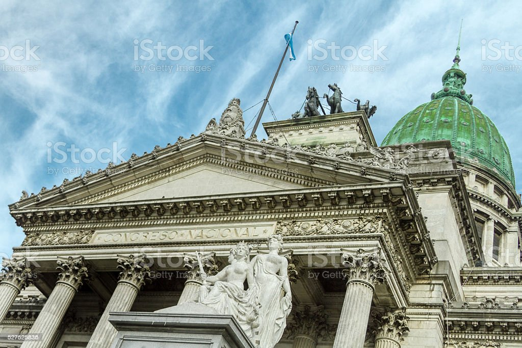 National Congress 3 stock photo