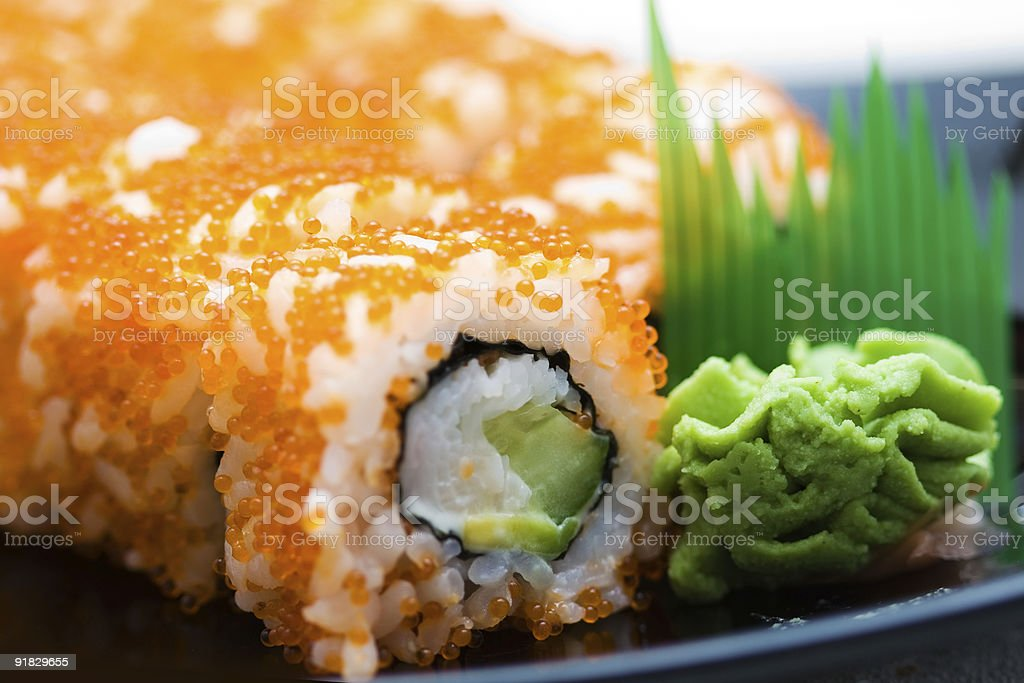 national food susi royalty-free stock photo