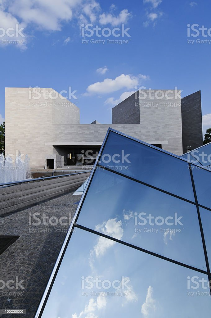 National Gallary of Art stock photo