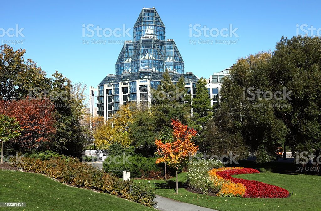National Gallery of Canada stock photo