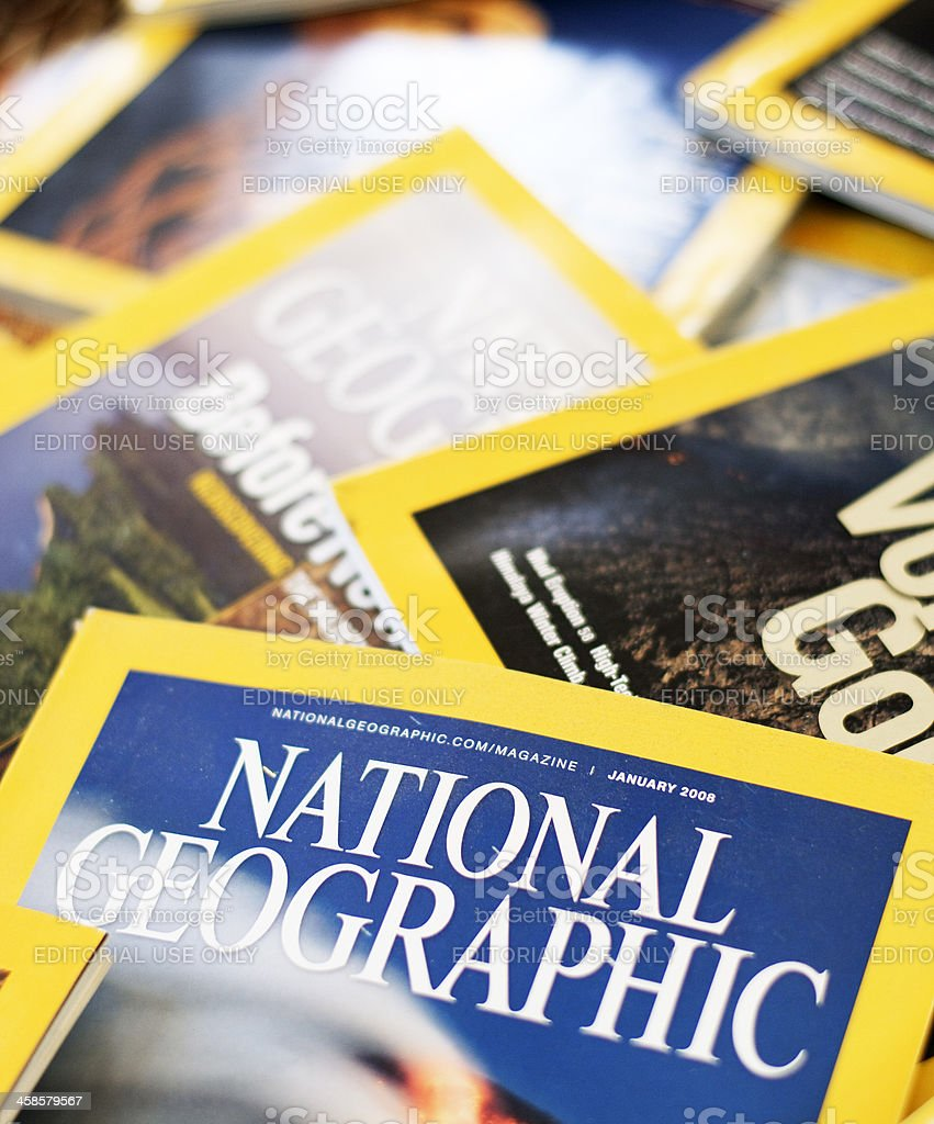 National Geographic stock photo