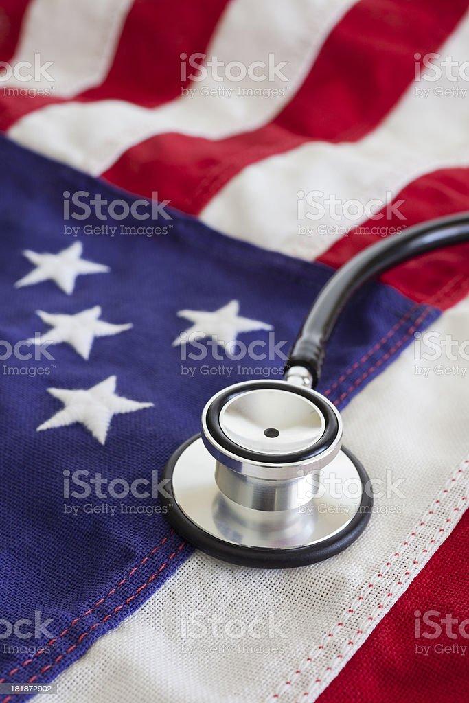 National health stock photo