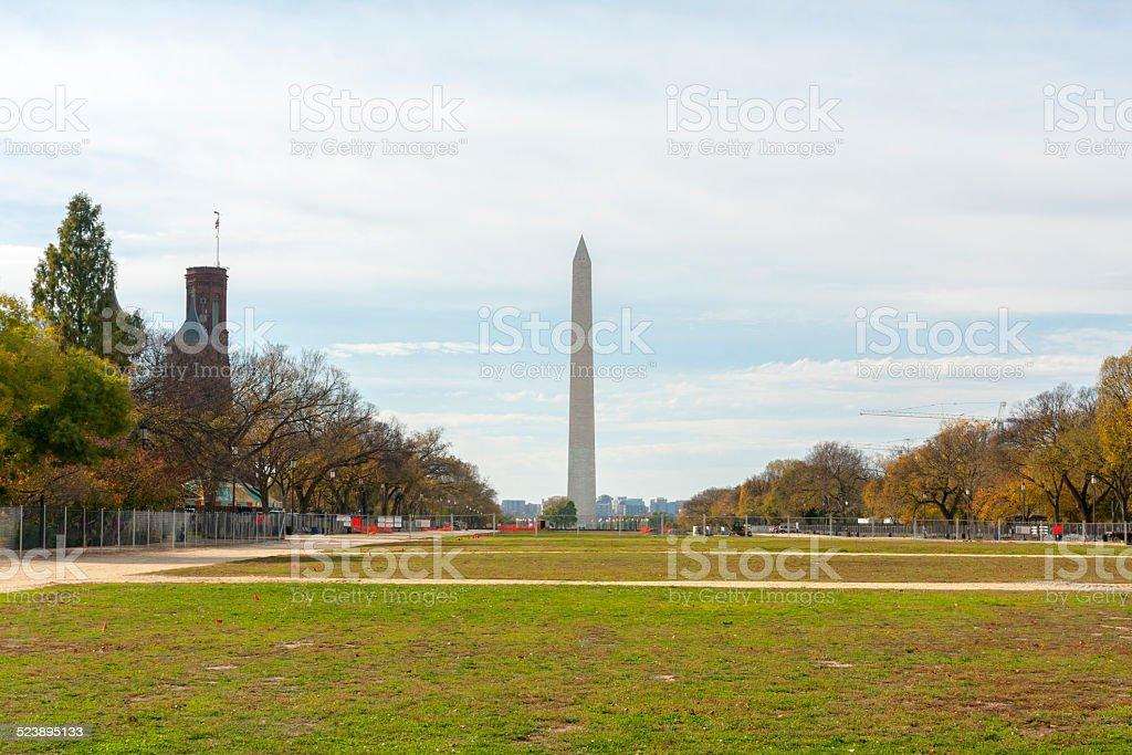 National Mall stock photo