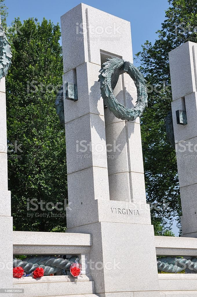 National Memorial Day in Washington, D.C. stock photo