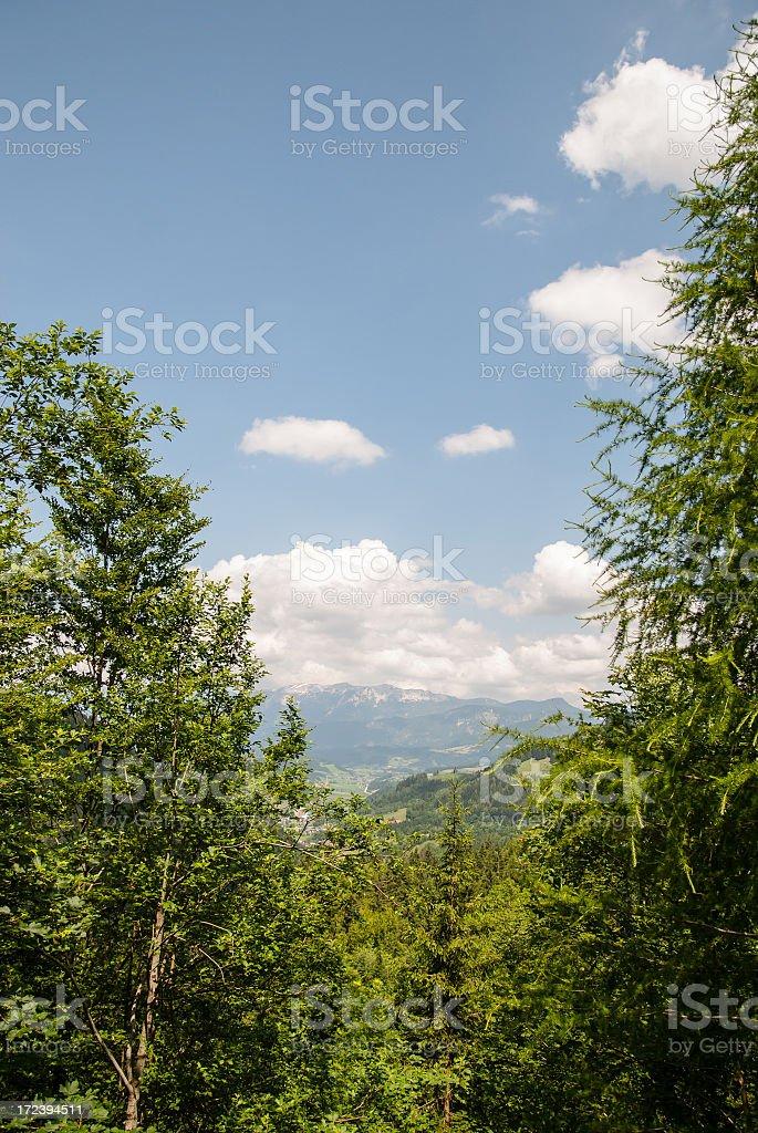 National park Kalkalpen royalty-free stock photo