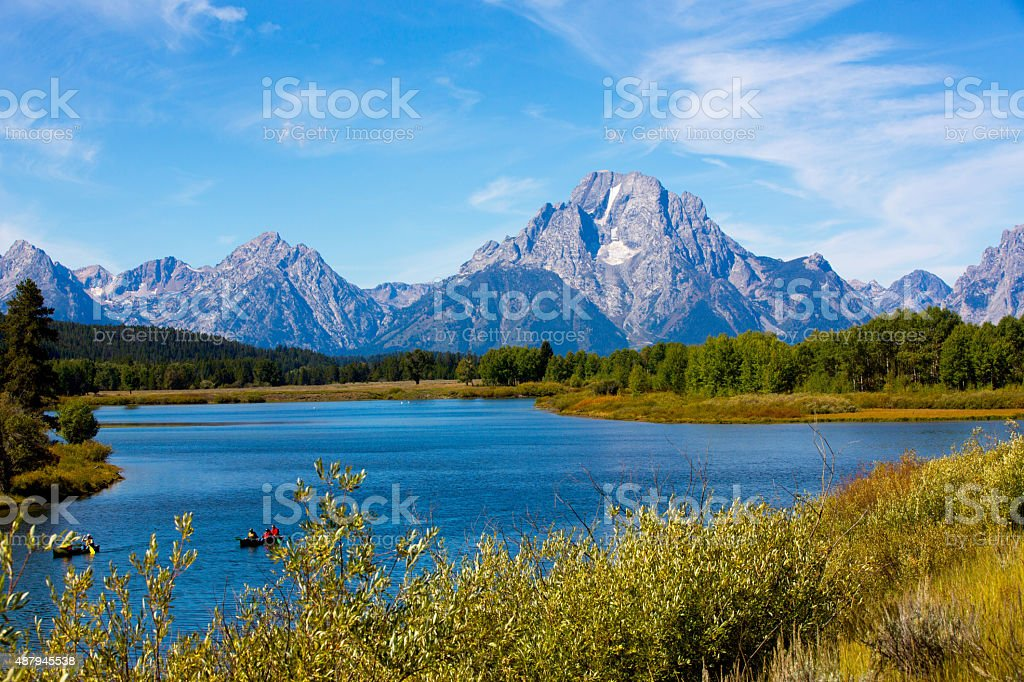 National Park stock photo