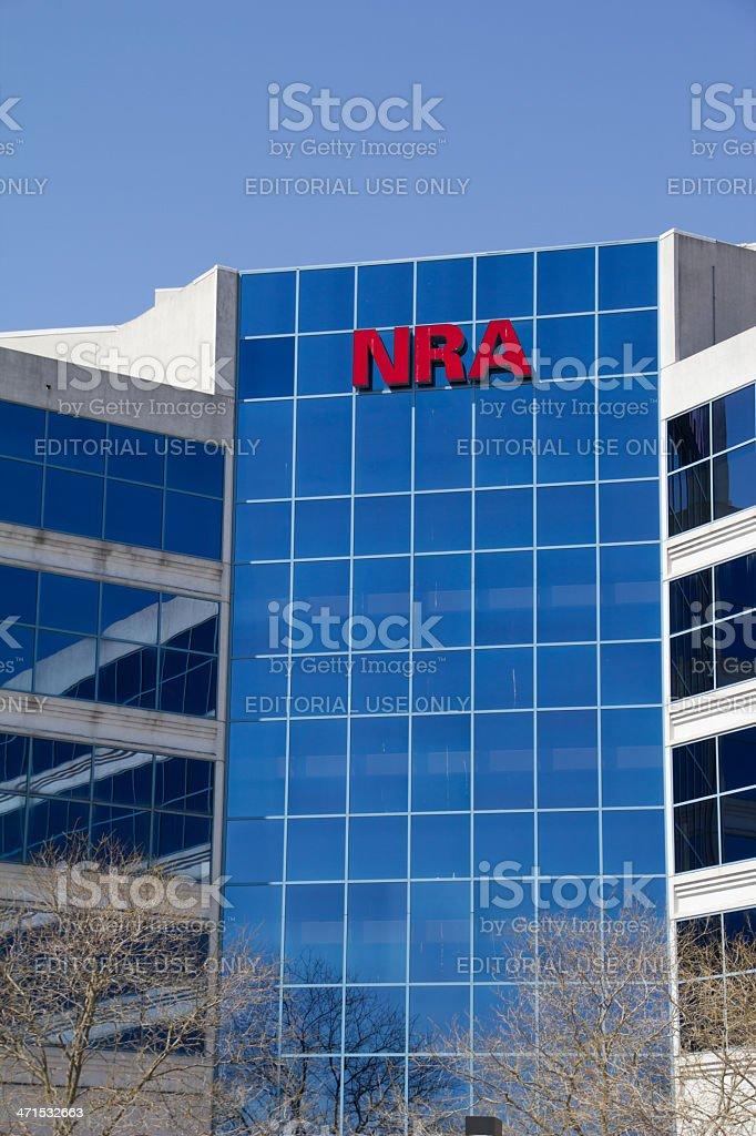 National Rifle Association Headquarters stock photo